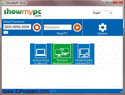 ShowMyPC - Top 10 Best Remote Desktop Software
