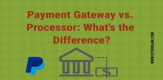 Payment Gateway vs. Processor What's the Difference