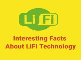 Interesting Facts About LiFi Technology